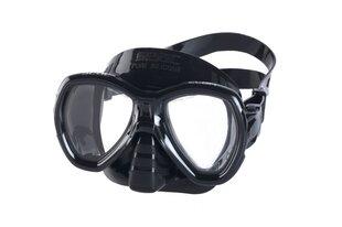 Sukeldumismask Seac Elba, must hind ja info | Ujumismaskid | kaup24.ee