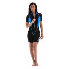 Naiste kalipso Seac Ciao, must/sinine hind ja info | Ujumine, sukeldumine | kaup24.ee