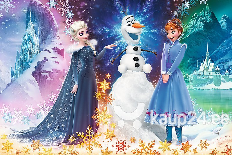 Pusle Trefl Frozen, 24-osaline hind