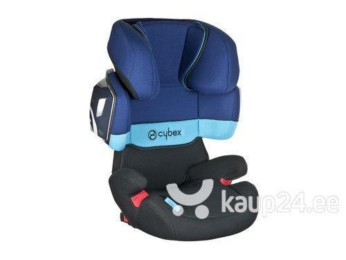 28066ed6576 AUTO TURVATOOL CYBEX SOLUTION X2-FIX 15-36KG, BLUE MOON HIND | kaup24.ee