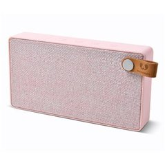 Bluetooth kõlar Fresh'N Rebel Rockbox Slice Fabriq Edition, roosa