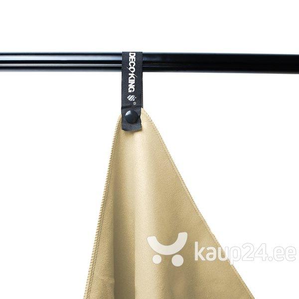 Rätik DecoKing EKEA, 70x140 cm, kreemikas
