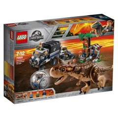 75929 LEGO® Jurassic World Karnotaru's escape from the gyroscope