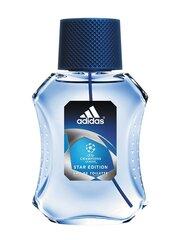 Tualettvesi Adidas UEFA Champions League Star Edition EDT meestele 50 ml
