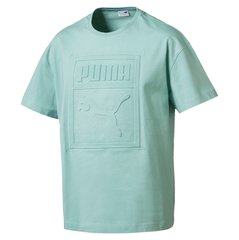 Meeste T-särk Puma Archive Embossed Print, sinine