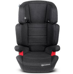 Автокресло KinderKraft Junior Plus, 15-36 кг, Черное