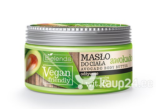 Kehavõi BIELENDA Vegan Friendly Avokaado 250ml