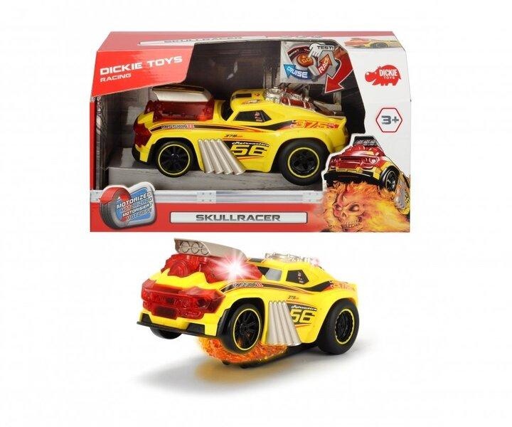 Гоночный автомобиль со звуками и огнями Skullracer Simba Dickie Toys