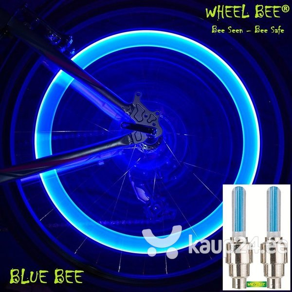 Jalgratta tuled Wheel Bee® LED Cycle Bee, sinine