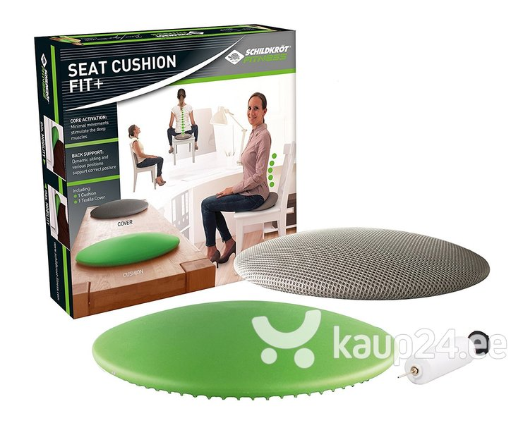 Tasakaalupadi Schildkrot Seat Cushion Fit+