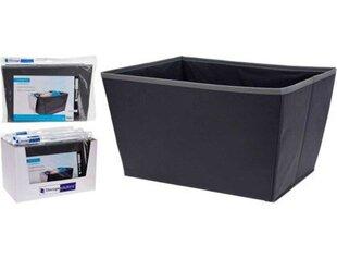 Корзина из ткани, 29x24x20 см цена и информация | Корзины и ящики для хранения  | kaup24.ee