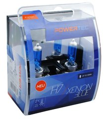 Autopirnid M-Tech Powertec XenonBlue H7 12V, 2 tk