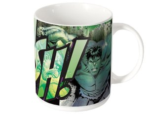 Tass Marvel Avengers Hulk, 350 ml