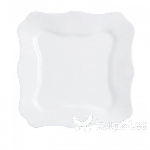 Desserdi taldrik Luminarc Authentic White, 20,5 cm