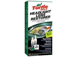 "Turtle Wax ""Headlight restorer kit"" реставратор фар"