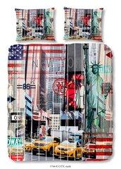 Voodipesukomplekt 3-osaline GOOD MORNING City, 200x240 cm hind ja info | Voodipesukomplektid | kaup24.ee