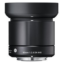 Sigma EX 60mm F/2.8 DN Art MFT, must