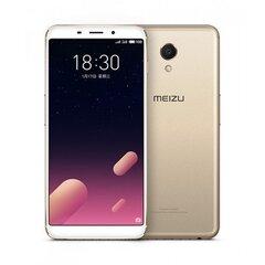 Mobiiltelefon Meizu M6S, 3/32GB, kuldne цена и информация | Мобильные телефоны | kaup24.ee