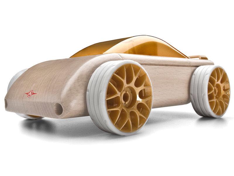 Модель автомобиля-конструктор Automoblox Mini C9-S