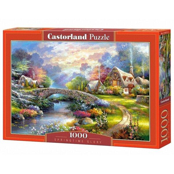 Pusle Castorland Springtime Glory, 1000-osaline