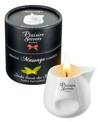 Lõhnaküünal - massaažiõli Ylang Patchouli Plaisirs Secrets