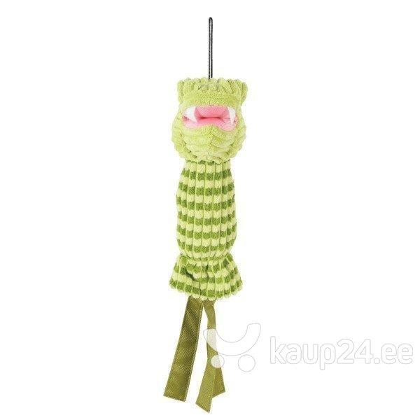 Koerte mänguasi Zolux Velvet krokodill, 45 cm