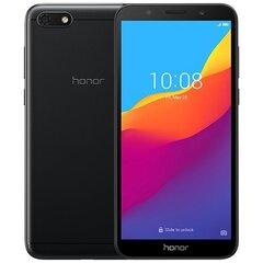 Mobiiltelefon Huawei Honor 7S, Dual SIM, 2/16 GB, must