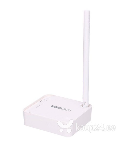 TOTOLINK N100RE v3 150Mbps 2.4GHz 802.11b/g/n Wi-Fi Mini AP/Router, 5dBi antenna