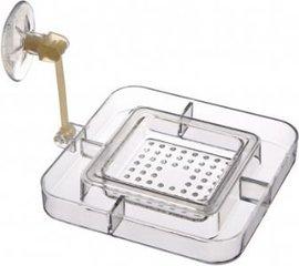 Kalade söötja Trixie, 7 x 7 cm hind ja info | Akvaariumid ja seadmed | kaup24.ee