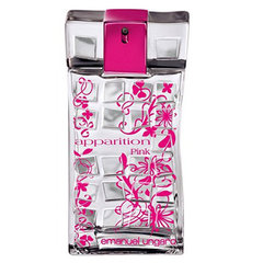 Tualettvesi Emanuel Ungaro Apparition Pink EDT naistele 90 ml