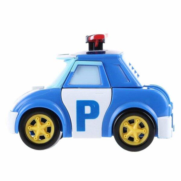 Трансформер робот - полицейская машина Robocar Poli