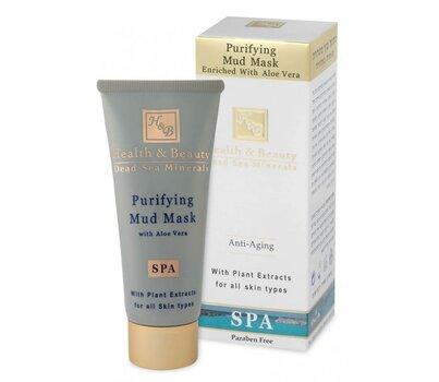 Puhastav mudamask aloe veraga Health & Beauty 150 ml