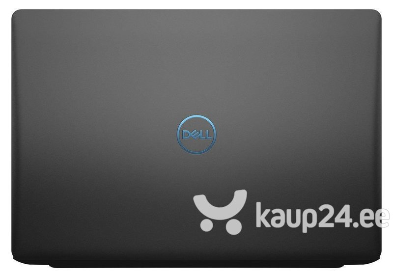 Dell G3 3579 i5-8300H 8GB 256GB Win10H tagasiside
