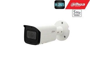 IP kaamera silindriline 5MP 20fps, IR kuni 60m, 2.7~13.5mm, WDR,3DNR, PoE, IP67, H.265