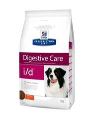 Kuivtoit koertele Hill's Prescription Diet i/d Canine, 12 kg