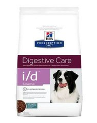 Kuivtoit koertele Hill's Prescription Diet Canine i/d Sensitive, 12 kg