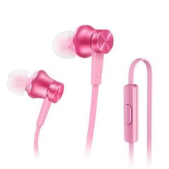 Xiaomi Mi In 3.5 mm Universal Headsets with Remote Microphone Pink (EU Blister)