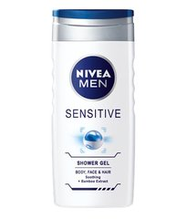Dušigeel-šampoon Nivea Men Sensitive 500 ml