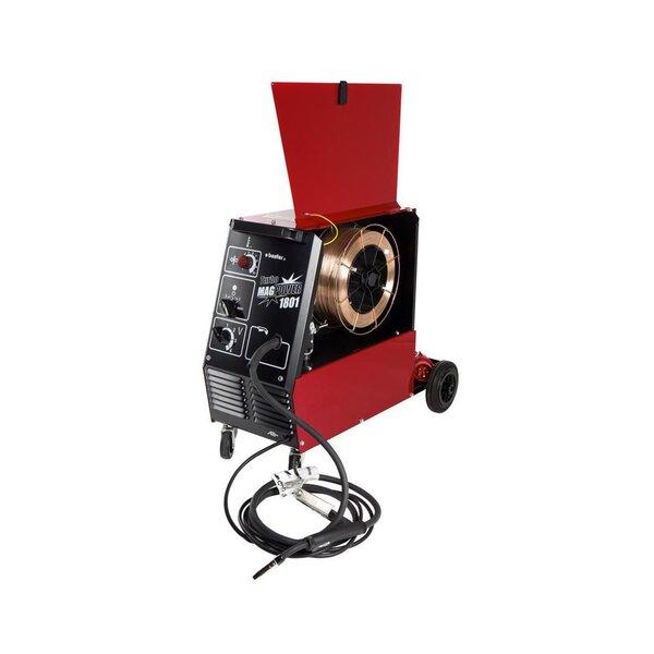Сварочная машина полуавтоматическая Bester MagPower Dual 1801