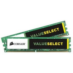 Operatiivmälu CORSAIR DDR2 KIT 2X1GB 533MHZ CL4