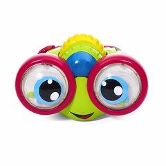 Бинокль с подсветкой и мелодиями «Кристоферис исследователь» Chicco цена и информация | Игрушки для младенцев | kaup24.ee