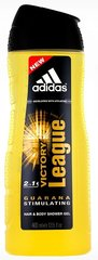 Dušigeel Adidas Victory League meestele 400 ml