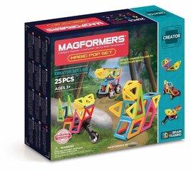Magnetiline konstruktor Magformers Magic Pop, 25-osaline