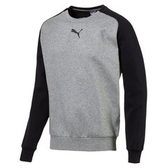 Meeste pusa Puma Modern Sports Crew, hall/must