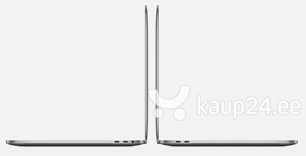 "Sülearvuti Apple MacBook Pro 2018 15"" (MR962RU/A) RU hind"