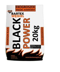 Söe graanulid Bartex Black Power 27 MJ, 20kg