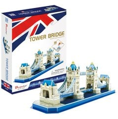 3D pusle CubicFun Tower Bridge hind ja info | 3D pusle CubicFun Tower Bridge | kaup24.ee