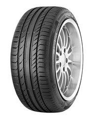 Continental ContiSportContact 5 235/60R18 103 W N0 FR цена и информация | Летние покрышки | kaup24.ee