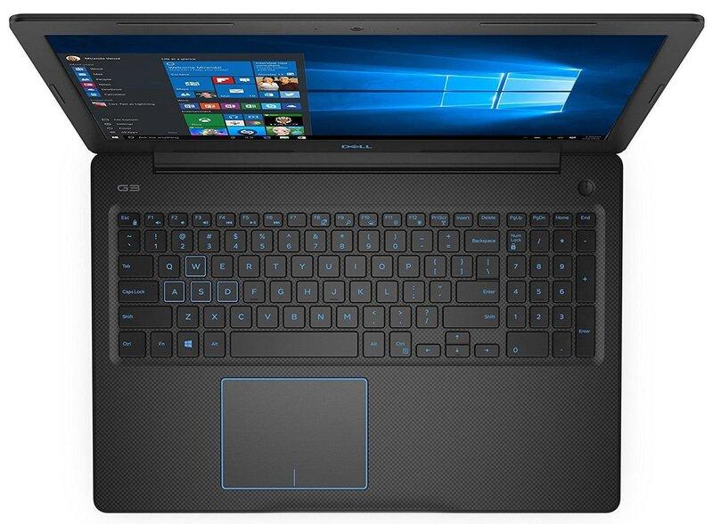 Dell G3 3579 i7-8750H 8GB 1TB 128GB Win10H