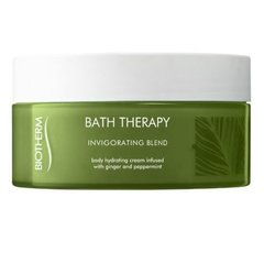Увлажняющий крем для тела Biotherm Bath Therapy Invigorating Blend Ginger & Peppermint 200 мл